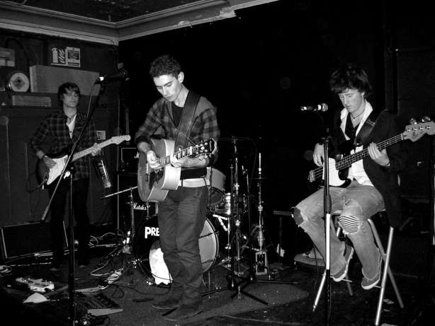 DASTARDS at The Cross Kings London March 17 2009