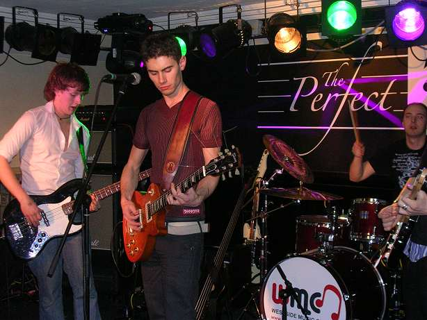 DASTARDS at Perfect 5th in Taunton