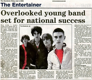 DASTARDS press coverage